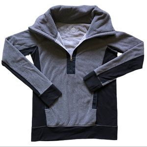 Lululemon Lined Half-Zip Sweatshirt Women's